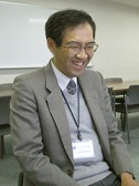 数学科:永田眞裕先生