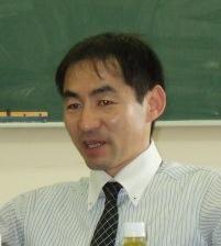 保健体育科:小野満哲先生