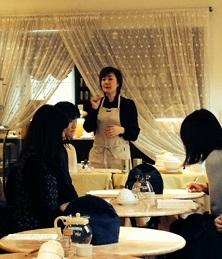 つくば東地区1年生父母会 「ティー・セミナー」 -小澤 智子(39回生父母)-