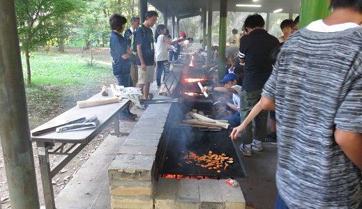 41Kさしまキャンプ~ボランティア体験記~