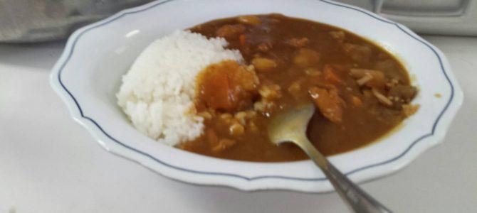 今年も開店「レストラン」茗溪カレーを食べられるチャンス!