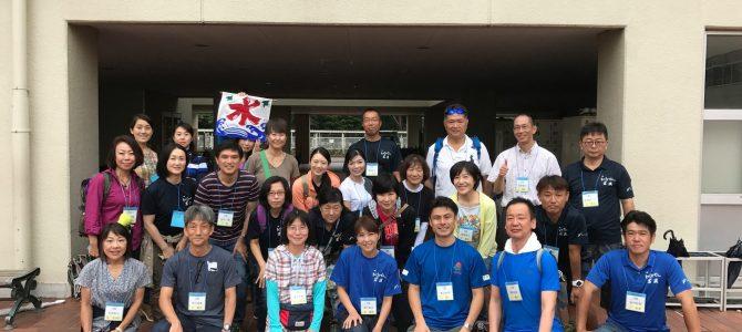 41K 中2筑波山キャンプ ~ボランティア体験記~ 萩原万里子