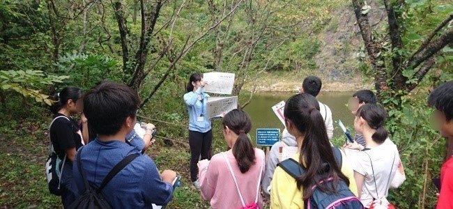 中2 (43K) 筑波山キャンプ 父母ボランティア体験記